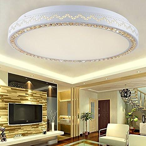 LED lámpara de techo elegante vestíbulo salón elegante ...