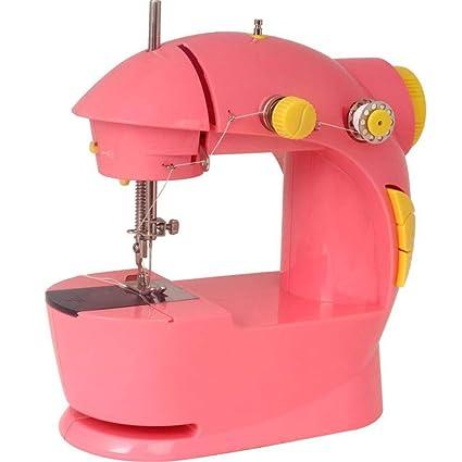 GSKTY Máquina de Coser Pequeño hogar eléctrico Mini multifunción 19 * 10 * 20 cm