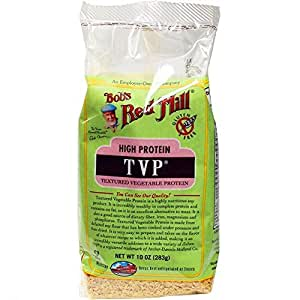 Bob's Red Mill TEXTURIZED VEG PROTEIN, (Pack of 4)