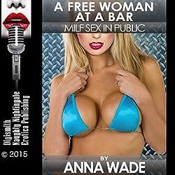 A Free Woman at a Bar