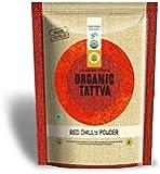 Organic Tattva Red Chilly Powder, 200g