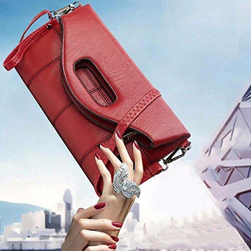 femme porter à Sac l'épaule Red à Widewing pour wq7OExPpa