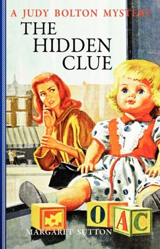 Hidden Clue #35 (Judy Bolton Mysteries) PDF