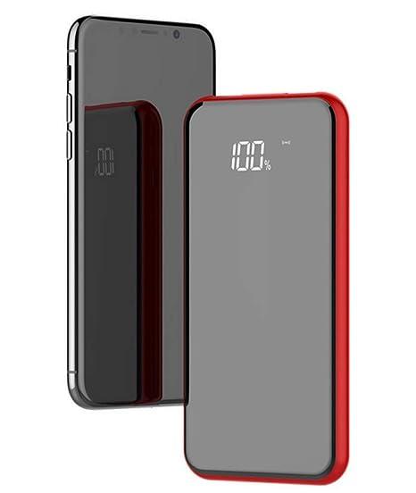 Batería Externa 8000mAh Cargador Portátil Inalámbrico, con Y ...