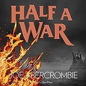 Half a War: Shattered Sea, Book 3 | Joe Abercrombie