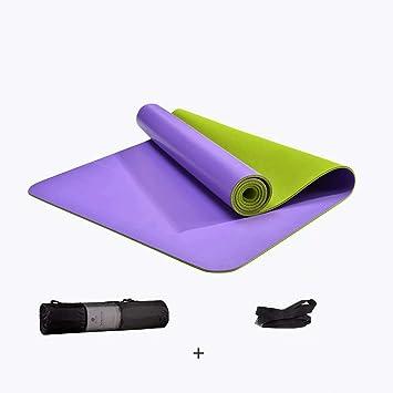 YJYDD Esteras De Yoga, Colchonetas para Ejercicios Y ...