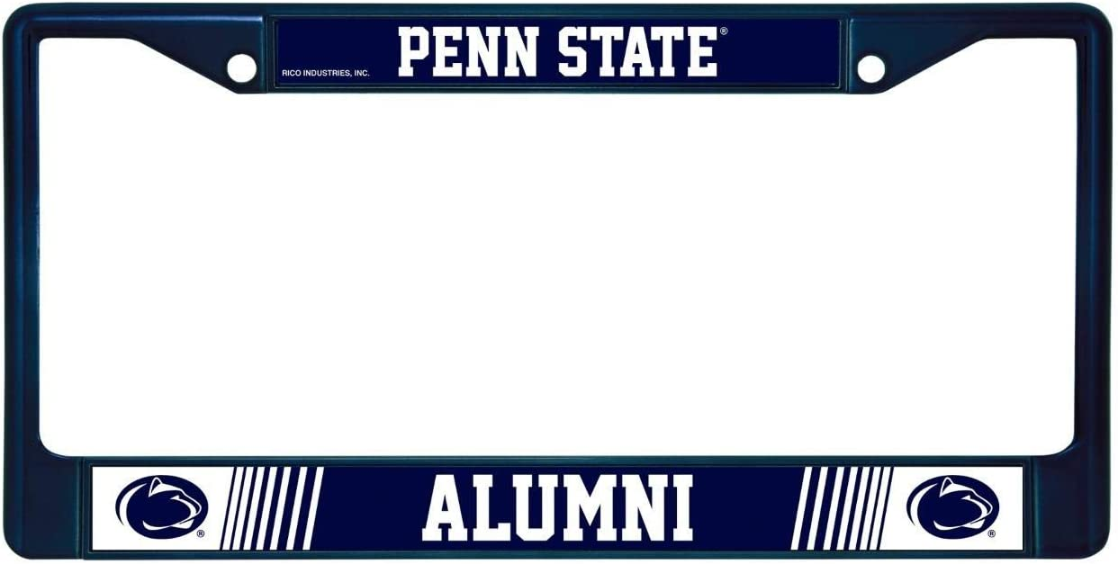 Rico Penn State Nittany Lions Alumni Metal License Plate Frame
