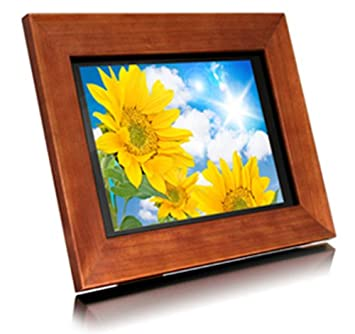 aluratek 11 inch hi res digital photo frame 1 gb sd card included
