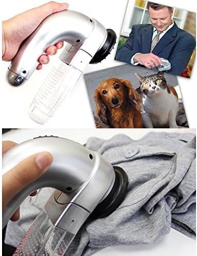 Limpiador aspiradora eléctrico para pelo de mascotas, perros y gatos, con cepillo, de Zerlar: Amazon.es: Productos para mascotas