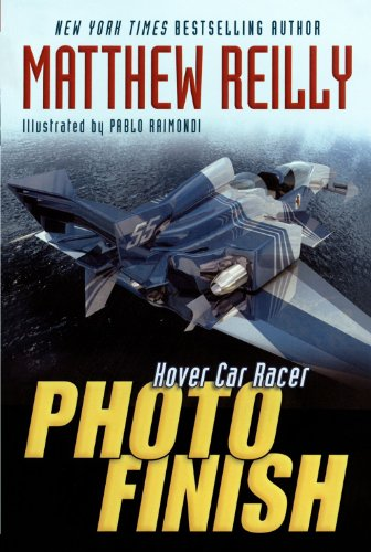 Photo Finish (Hover Car Racer)