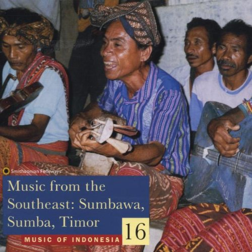 Music of Indonesia, Vol. 16: Music from the Southeast : Sumbawa, Sumba, - Indonesia Store