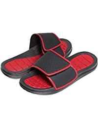 Boys Rugged Slide Sandal with Velcro Closure (See More Colors and Sizes)
