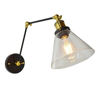 Industrie Retro Wandleuchte Lampen Landhausstil für Landhaus ...