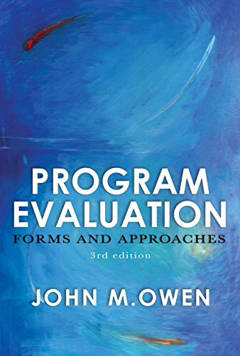 Program Evaluation: Forms and approaches - Kindle edition by John M ...