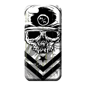 iphone 6 normal Heavy-duty durable Forever Collectibles phone carrying shells metal mulisha