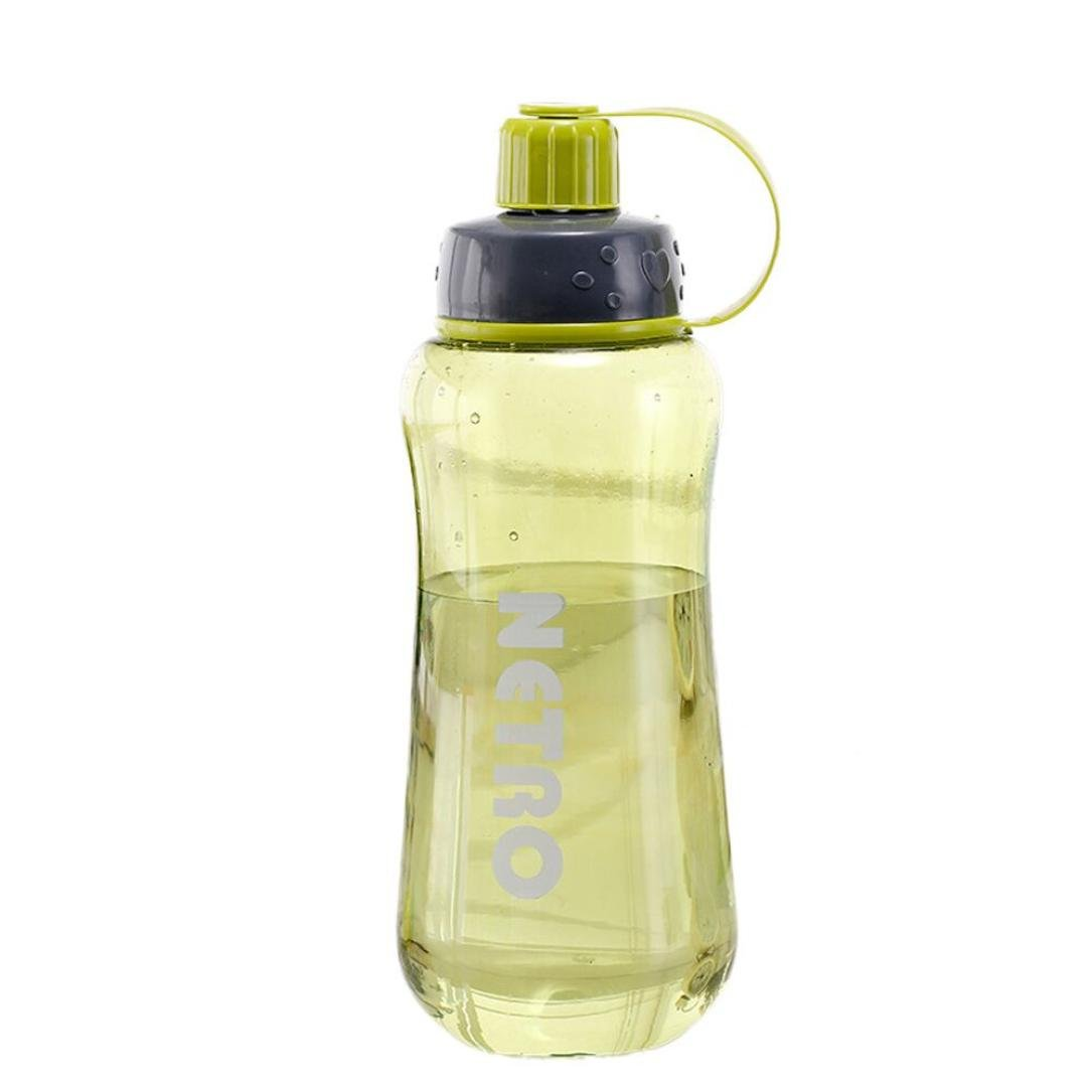 AMA(TM)® Portable Travel Sport Tea Water Seal Bottle 600 ml Pola Sport Water Bottle (Green)