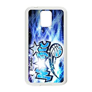 Orlando Magic NBA White Phone Case for Samsung Galaxy S5 Case