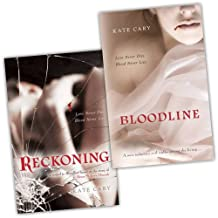 kate Cary Bloodline 2 Books Collection Pack Set RRP: £13.98 (Reckoning a Sequel to Bram Stokers Dracula, A Sequel to Bram Stokers Dracula)