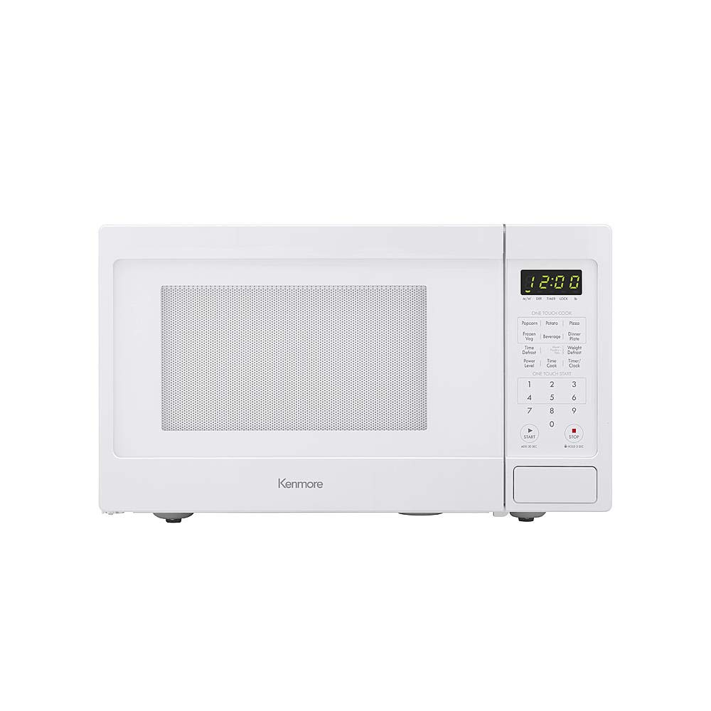 Kenmore 0.9 cu. ft. Microwave Oven - White