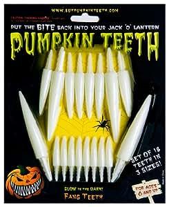 Amazon.com: Halloween Pumpkin Kit - Pumpkin Teeth for your