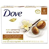 Dove Purely Pampering Beauty Bar, Shea Butter 4 Review and Comparison