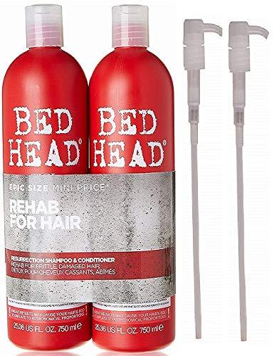 Resurrection Shampoo and Conditioner Tween Duo 25.36 oz ea by TIGI