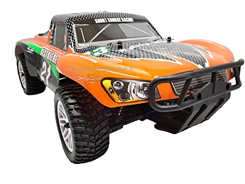 DESERT SHORT COURSE TRUCK 1 10 OFF-ROAD BRUSHED RC 540 4WD RTR RADIO 2.4 GHZ