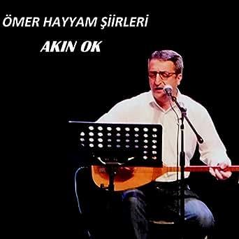 ömer Hayyam şiirleri By Akın Ok On Amazon Music Amazoncom