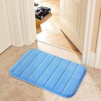 Amazon.de: ASL Pilz-Badezimmer-Tür in Den Türmatten Foyer ...