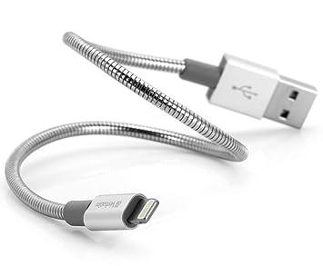 Verbatim Cable de Carga y sincronización Lightning de Acero ...