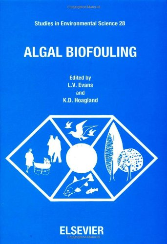 Algal Biofouling (Studies in Environmental Science)