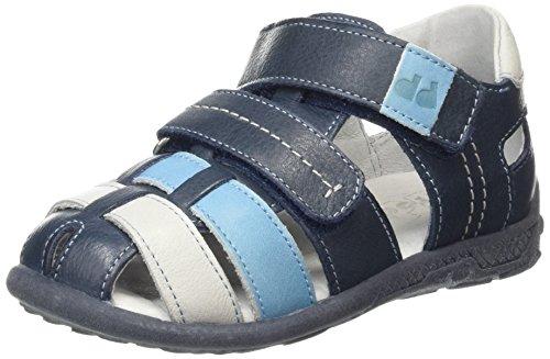 Froddo Froddo Baby Boys Sandal - Sandalias Bebé-Niñas Azul - azul (dark blue)