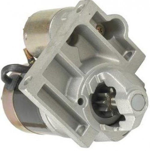 Discount Starter and Alternator 17564N Replacement Starter Fits Jeep Cherokee ()