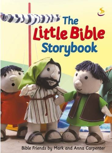 The Little Bible Storybook (The Bible storybook range) by Maggie Barfield (7-Sep-2007) Board book