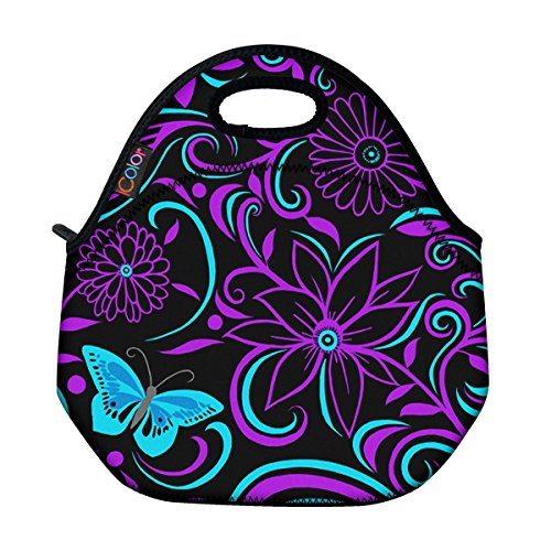 Insulated Lunch Carry Tote Bag Lunch box  Pouch Tote bag For School work Office