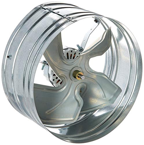 Broan 353 Gable Mount 120-Volt Powered Attic Ventilator, 1020 ()