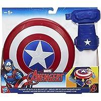 Hasbro Avengers B9944EU4 - Captain America magnetisches Schild, Verkleidung