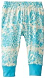 PACT Baby Girls' Girls' Cuffster Pants