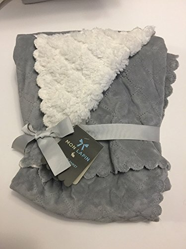mon-lapin-baby-blanket-30in-x-40in-reversible-grey-with-scalloped-edging-sherpa
