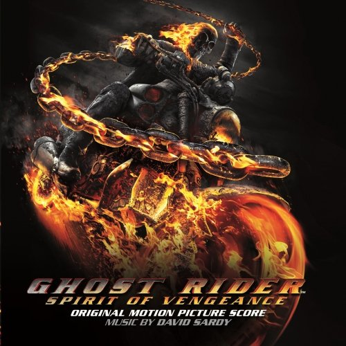 Ghost Rider: Spirit Of Vengeance | Cd Cover, Front Cover