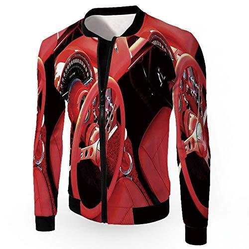 - Jackets Coats,Cars,Men's Lightweight Zip-up Windproof Windbreaker Jacket,Inner