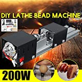 200W CNC Mini Lathe Machine Tool DIY Woodworking