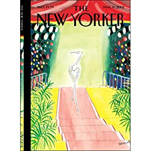 The New Yorker (Mar. 19, 2007) Periodical