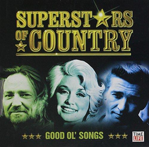 Superstars of Country - Good Ol' Songs -  Earl Thomas Conley, Audio CD