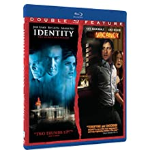 Identity/Vacancy - BD Double Feature [Blu-ray] (2014)
