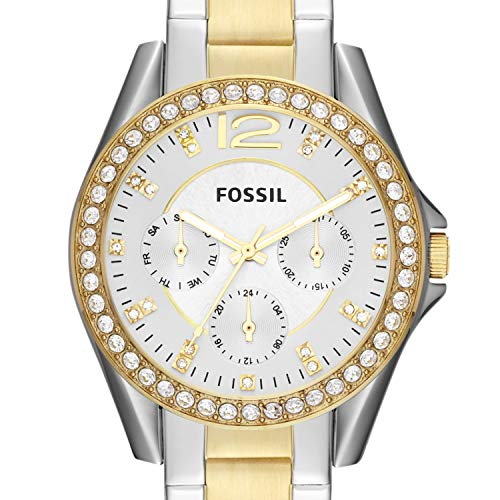 Fossil Women's Two-Toned Watch
