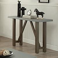 Coaster Home Furnishings 704249 Driftwood Sofa Table, NULL