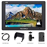 Feelworld FW703 7 inch IPS Full HD 1920x1200 4K On Camera Monitor with 3G-SDI/HDMI Input and Output for DSLR Cameras