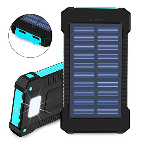 Solar Energy Battery Charger - 7