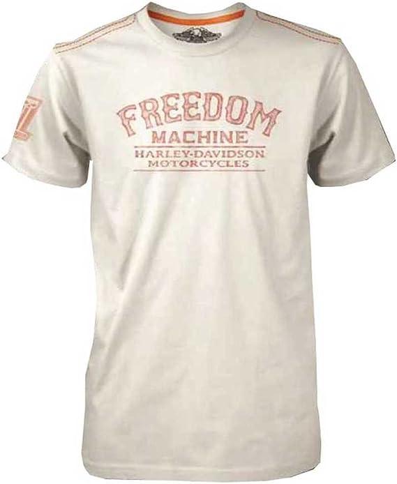 HARLEY-DAVIDSON 30293302 - Camiseta para Hombre (Talla M), Color Blanco: Harley-Davidson: Amazon.es: Amazon.es